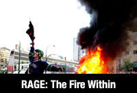 Wisper Transmedia Project - Rage: The Fire Within